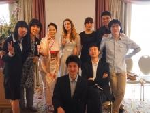 2013卒業式祝賀上2